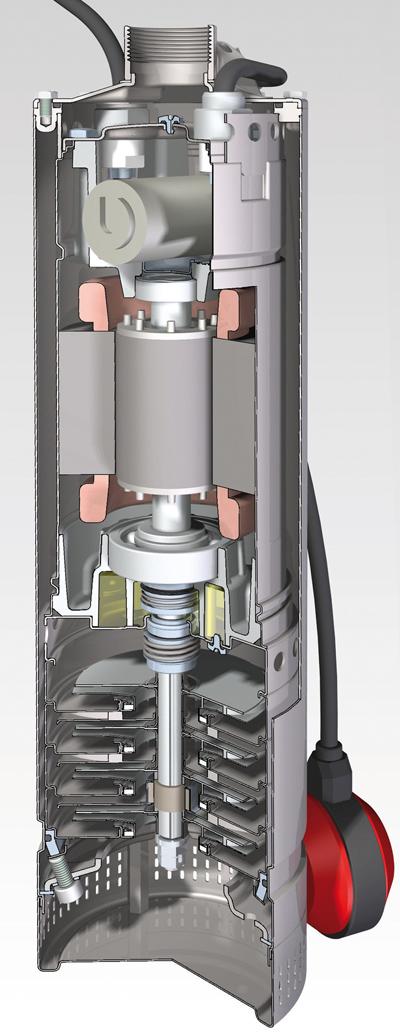 Mxs 5 Submersible Pumps Calpeda