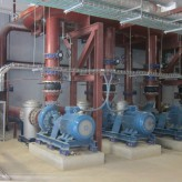 Calpeda pumps take part in a big project