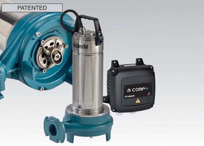 Submersible drainage pumps: GQG pump